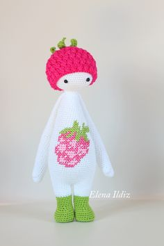 crochet pattern by lalylala