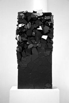 Break Wall 3D Print by Eyal Gever