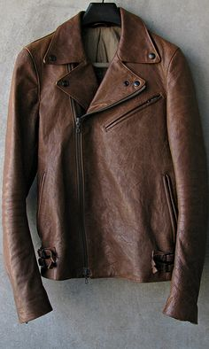 leather jacket #menswear