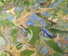 "24"" X 29 3/4"" , Oil on Panel, original by Paul Brown"
