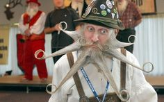 North American Beard and Mustache Championship at the Whisker Club - Washington State