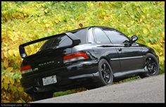 subaru impreza 2.5 rs roof rack