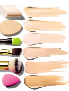 Wedding Day Foundations: http://www.brides.com/blogs/aisle-say/2014/04/best-hd-foundations-wedding-makeup-tips.html