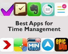 Some apps only serve to waste time away. Others (Listastic, 30/30, Evernote) actually boost your productivity � a lot. Download these tools today!
