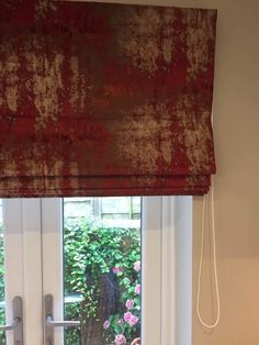 Roman Blinds, Roman Shades, Curtains, Home Decor, Blinds, Decoration Home, Room Decor, Interior Design, Draping