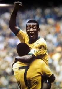 Brazil's Pele the Legend