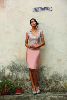 Robe de cocktail linea raffaelli 2014