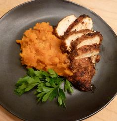 Moroccan-Spiced Chicken with Roasted Squash