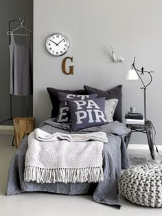 Profitez du mois du blanc pour refaire votre ambiance dans votre chambre à coucher