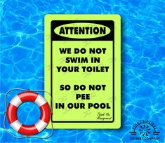 Pool Rules Sign, Pool Signs, Aluminum Signs, Metal Signs, Swimming Pool Rules, Picket Signs, Free Pool, Image Chart, Luau Party