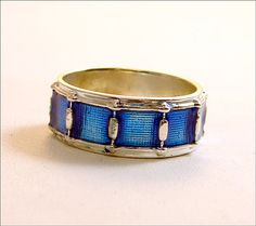 Snare Drum Ring Hand Crafted Non Tarnish Sterling Silver with custom color