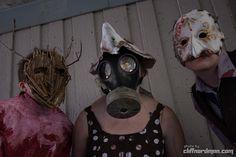BioShock splicer cosplays