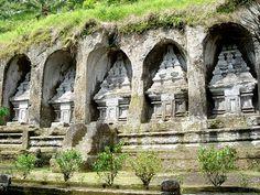 Gunung Kawi Tampak Siring Temple - Bali