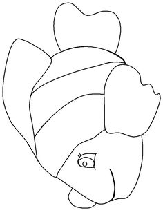print coloring page and book fish 5 animals coloring pages for kids of all ages