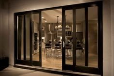 Among other types of doors that available on the market, the sliding door is the best option for any type of home. For those who live in tiny apartment, the sliding door is . Read MoreHow to Replace a Sliding Glass Door Properly Sliding Wood Doors, Sliding French Doors, Sliding Door Design, French Doors Patio, French Patio, Front Doors, Entry Doors, Double Doors, Front Entry