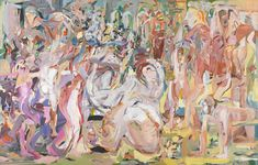 Cecily Brown - The Beautiful and the Damned