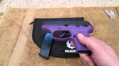 Ruger LC9s Brief Review and Field Strip DIY How To Cleaning