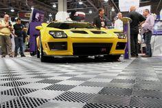RaceDeck FreeFlow Garage Flooring