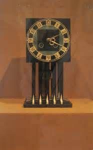 ... clock designed by Scottish designer Charles Rennie Mackintosh in 1917