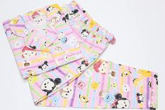 •TsumTsum Rainbow• Short Sleeve, Long Pants: 155rb Material: Cotton Size: All Size (LD = 106) Ask for Discount Welcoming Resellers • For order: WA: 0822-82-7777-03 Line: jazz.pajamas IG: @jazz.pajamas