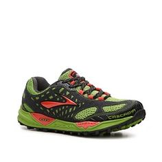 fe356ba4cc430 How is it possible to LOVE running shoes so much - Brooks Cascadia 7 Trail  Running