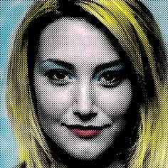 Make an Andy Warhol-style Pop Art portrait