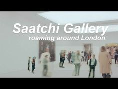 Art gallery and roaming around London - YouTube