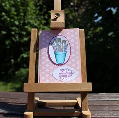 Une invitation créativité chaque jour pour un atelier par Ilse Papercraft, démonstratrice Stampin'Up! sur Les petits papiers d'Ilse