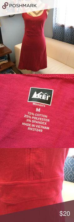 REI Summer Dress 🌺🌺🌺🌺🌺🌺🌺🌺🌺🌺🌺🌺🌺🌺🌺 Jersey, fast dry fabric from REI rei Dresses