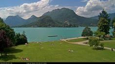 Talloires - Lac Annecy - Webcam