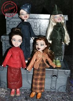diy sewing project for bratz dolls ... doll clothes fashion
