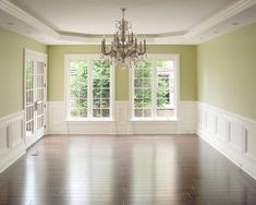 Traditional Dining Room Light Green Design, Pictures, Remodel, Decor and Ideas - page 2