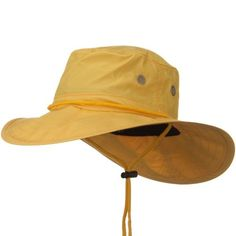 Sun Protection - Pin It :-) Follow Us  :-)) zCamping.com is your Camping Product Gallery ;) CLICK IMAGE TWICE for Pricing and Info :) SEE A LARGER SELECTION of sun protection at http://zcamping.com/category/camping-categories/camping-health-and-safety/camping-sun-protection/ - hunting, camping, camping gear, spf, sunblock, camping accessories  - UPF 50+ Women's Sun Block Rafting Hat – Sun Flower W11S45F « zCamping.com