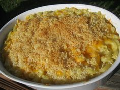 Baked Macaroni and Cheese | The Levantess #Thanksgiving #Holidays #sides