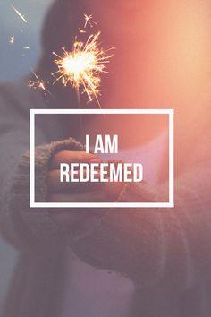 You set me free....T