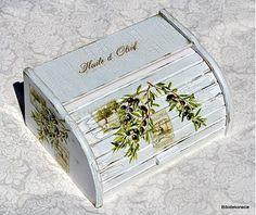 Pupavkashop / Chlebník olivy z Provence