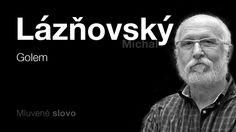 MLUVENÉ SLOVO - Lázňovský, Michal: Golem (DETETIVKA)