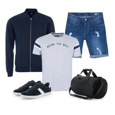 A trendy & sporty look?  You need this  #tiffosi #tiffosidenim #trendy #sporty #look #ootd #menswear #mensclothes #denim #outfit #fashion