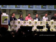 Full 50th Anniversary Panel. Okay quality.