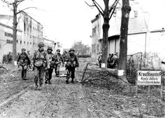 2nd BN 120th IR Roer 30th Infantry Division