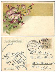 Vintage postcard, 1907 | Flickr - Photo Sharing!