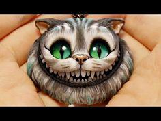 ❤2❤Cheshire Cat inspired by Alice in Wonderland Tim Burton - YouTube