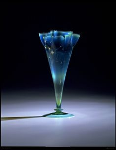 Opal Glass Vase London, England c. Cobalt Glass, Primitive Kitchen, Carnival Glass, London England, Colored Glass, Vases, Stoneware, Glass Art, Opal