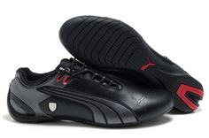 Suede Puma Future Cat Gt Ferrari Black