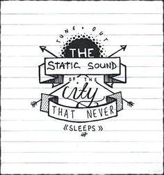 we get so disconnected... #SLSPEP: lyrics 5sos