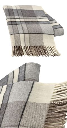 Chase away the chills of winter with the Emporia Plaid Throw. Woven in Italy using sensually soft, pure lambswool, it delivers indescribable warmth to nappers and loungers alike. Beautifully classic pl...  Find the Emporia Lambswool Throw, as seen in the Hip Urban Loft  Collection at http://dotandbo.com/collections/hip-urban-loft?utm_source=pinterest&utm_medium=organic&db_sku=115667