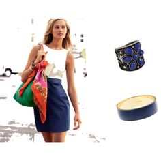 work to play, created by diane-chevette-blum.polyvore.com