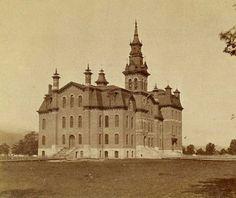 Winona State University, Teachers College, by Hoard & Tenney, 1870's in Winona, MN www.visitwinona.com