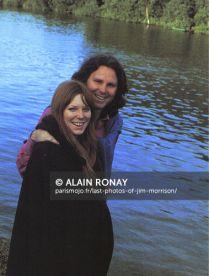Last photos of Jim Morrison, Paris 1971 Alain Ronay c