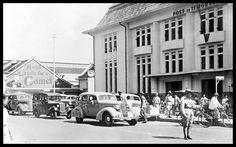 Bandoeng Statsverkeer 1938